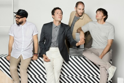 OK Go – Still Pushing the Envelope!