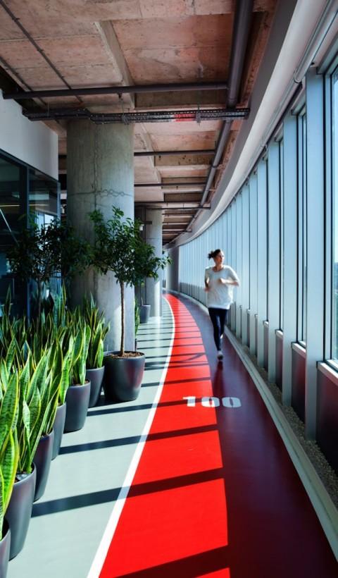 20 Cool Offices via Brit + Co