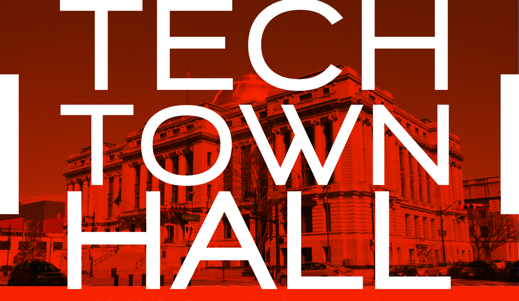 Tech Town Hall Gallery