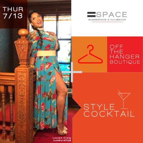 InAWordFAB: Lauren Craig- Style Cocktail Panelist