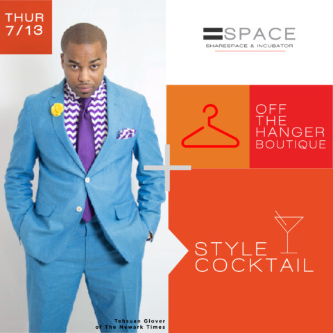 Tehsuan Glover- Style Cocktail Panelist