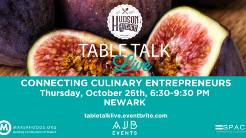 Table Talk Live presented by Hudson Kitchen