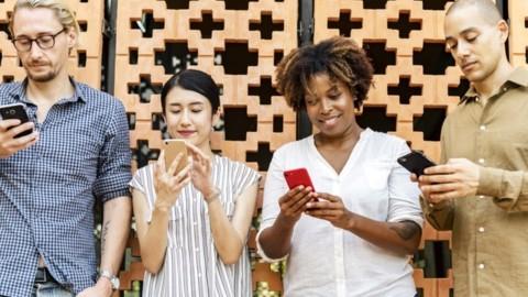 Reminders: Social Media is 'Social'