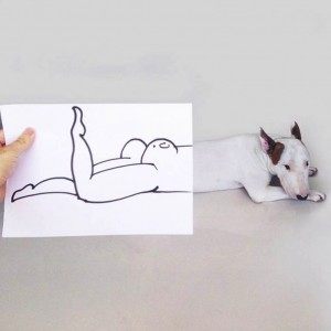 Rafael_Mantesso_Creates_Playfull_Illustrations_Around_His_Bull_Terrier_2014_051